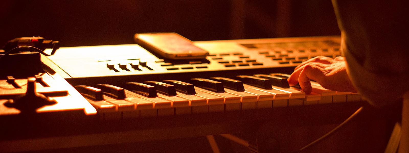 Piano en Hallel